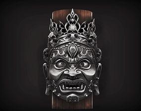 3D printable model Ring Yama head