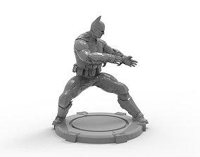 Batman - Fight Pose 3D printable model