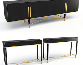 TAMA Sideboard and Console 3D model