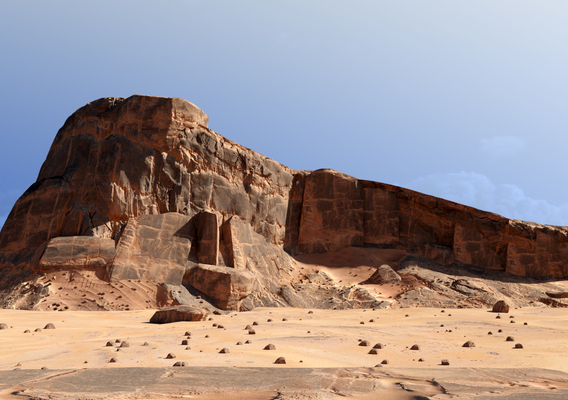 """breakdown The Algerian Desert """"Ahaggar National Park"""""""