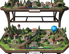 Railroad Model