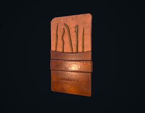 Lock Pick Set 3D asset