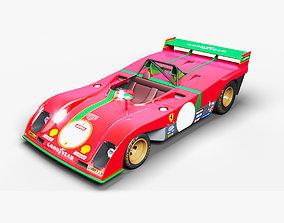 Ferrari 312 PB 3D