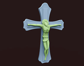 Jesus Abstract 3D printable model
