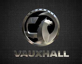 part vauxhall logo 3D