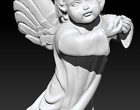 Angel cherubim 3D print model
