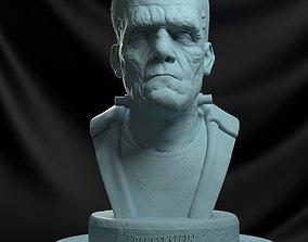 3D printable model The Frankensteins monster bust