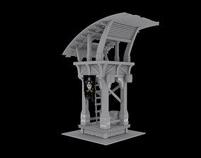 Archer Tower 3D print model