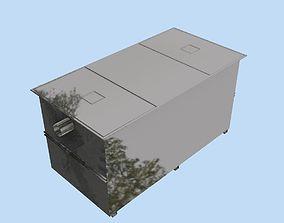 3D Big grease trap