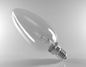 efficiency Light Bulb 3D model