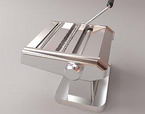 3D model Noodle Machine