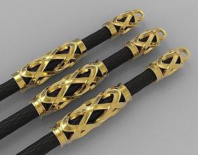 clutch Bracelet B002 3D print model