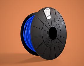 low-poly 3D Printing Filament