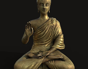 realtime Lord Buddha 3D Model