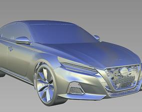 2019 NISSAN ALTIMA 3D Scan Data 3D model 3D print