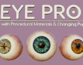 Eye Pro 3D model