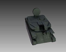 3D asset ZSU-23-4