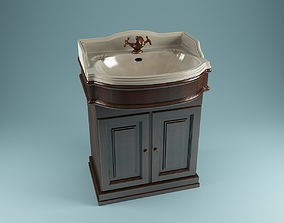 Oxford Washstand Classic 3D model