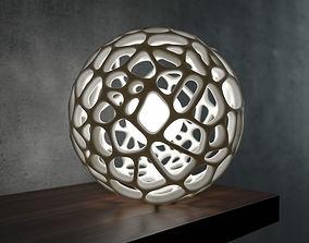 3D print model Voronoi sphere high quality version