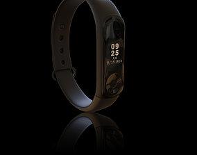 3D Fitness Watch