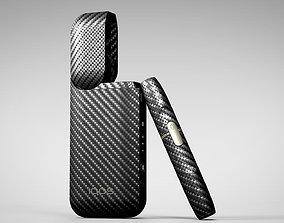 IQOS Weaving Black Grid PBR 3D model
