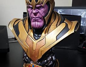 Thanos Bust for 3D Print bust