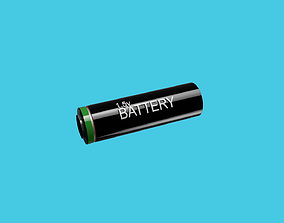 3D printable model Battery Cell