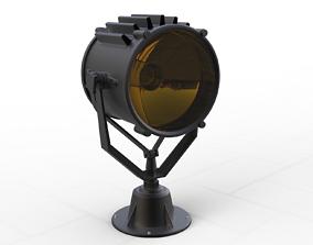 Marine Spot Light 3D model