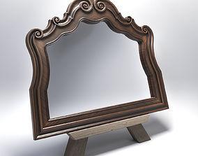 3D Hooker Furniture Bedroom Rhapsody Mirror