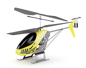 3D model RC Helicopter