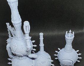 3D print model Plague Oven set