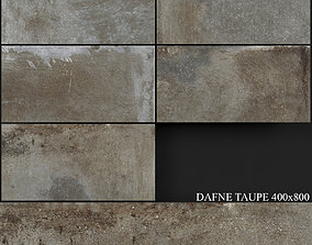 3D model Keros Dafne Taupe 400x800