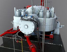 3D model Compressor Part 1