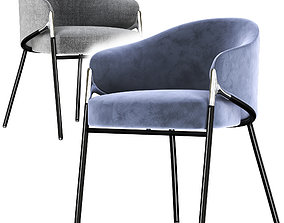 Hammer chairs 3D model