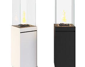 Planika LIGHTHOUSE Fireplace 3D model
