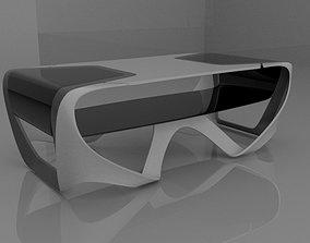 A Modern Center Table 3D model