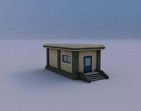 Gaurd 02 3D asset