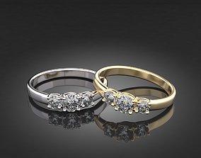 Wedding Ring print model