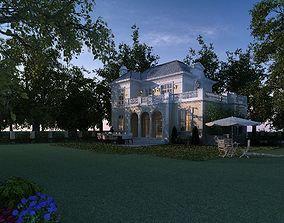 3d Villa 050 exterior