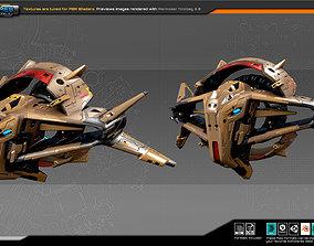 3D model SF DRAKX Bomber DK6