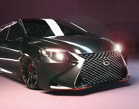 3D Toyota Fielder and nousercut Lexus GH450