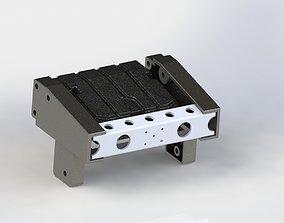 3D printable model Mercedes Benz Actros Battery box