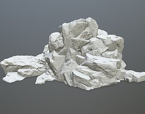 moss rock print