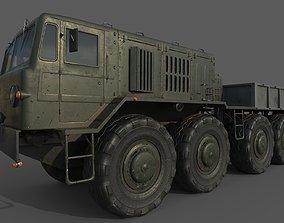3D model Maz 537L