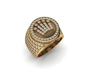 3D print model Rolex men ring men jewelry design