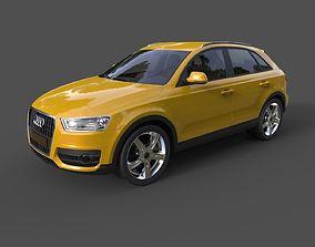 Audi Q3 2013 3D model