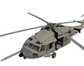 3D model BLACK HAWK 007