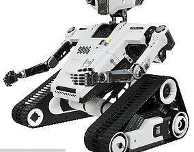 Robot Rt model 1-0 High-Poly 3D