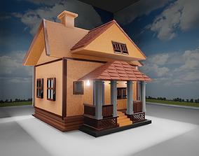 house door 3D model