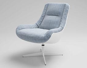 SITS Lovebird armchair 3D